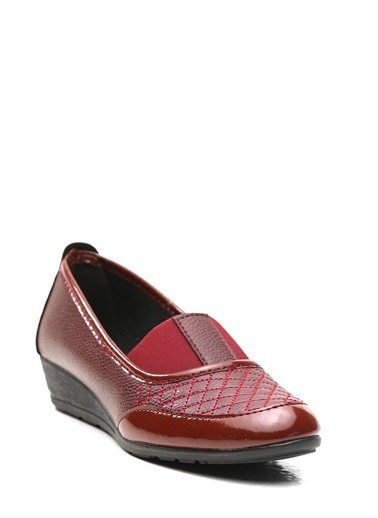 Violetta Shoes Babet Bordo
